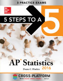5 Steps To A 5 Ap Statistics 2016 Cross Platform Edition