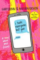 download ebook i hate everyone but you pdf epub