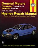 General Motors Chevrolet Cavalier and Pontiac Sunfire