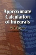 Approximate Calculation of Integrals