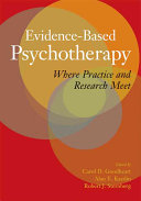 Evidence Based Psychotherapy