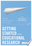 Getting Started In Your Educational Research