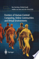 Frontiers of Human Centered Computing  Online Communities and Virtual Environments