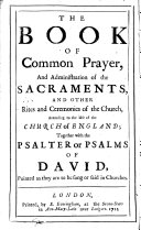 download ebook the book of common prayer. together with the psalter pdf epub