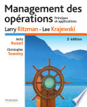 illustration du livre Management des opérations