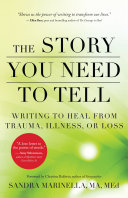 The Story You Need to Tell