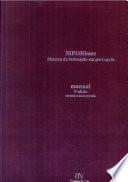 SIPORbase: Sistema de Indexação em Português: manual
