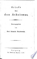 Briefe über den Atheismus