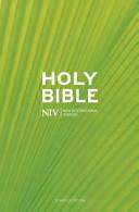 NIV Schools Bible