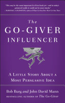 The Go Giver Influencer