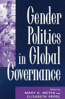 Gender Politics in Global Governance