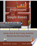 Introductory Programming With Simple Games