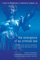 The Emergence of EU Criminal Law