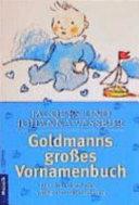 Goldmanns Grosses Vornamenbuch