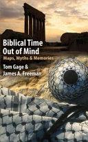 download ebook biblical time out of mind pdf epub