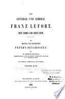 Der General und Admiral Franz Lefort