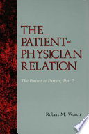 The Patient Physician Relation