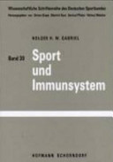 Sport und Immunsystem