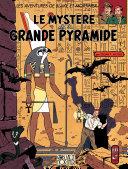 Le mystère de la grande pyramide, 2ème partie, La chambre d'Horus, les aventures de Blake et Mortimer