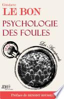 illustration du livre Psychologie des foules