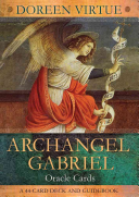 Archangel Gabriel Oracle Cards : bring you good tidings of great joy!