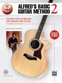 Alfred s Basic Guitar Method 2