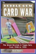 The Bubble Gum Card War