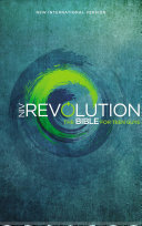 NIV  Revolution Bible  Hardcover