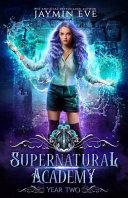 Supernatural Academy Book PDF