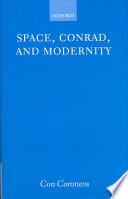 Space  Conrad  and Modernity