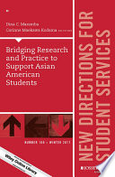 Bridging Research and Practice to Support Asian American Students