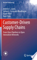 Customer Driven Supply Chains