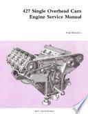 427 Single Overhead Cam Engine Service Manual