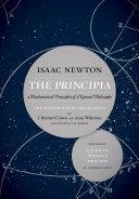 The Principia: The Authoritative Translation and Guide