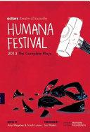 Humana Festival 2013
