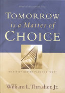 download ebook tomorrow is a matter of choice pdf epub