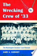The Wrecking Crew of    33