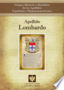 Apellido Lombardo
