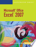 Microsoft Office Excel 2007: Illustrated Introductory