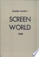 Daniel Blum s Screen World 1965