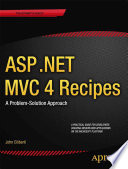 ASP NET MVC 4 Recipes