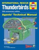 Thunderbirds Agents  Technical Manual   50th Anniversary Edition