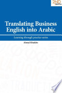 Translating Business English into Arabic
