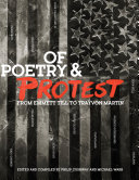 Of Poetry and Protest: From Emmett Till to Trayvon Martin Book