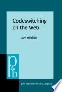 Codeswitching on the Web