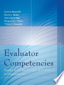 Evaluator Competencies