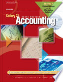 Century 21 Accounting  Advanced  2012 Update