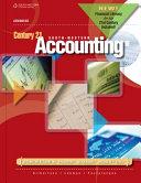 Century 21 Accounting: Advanced, 2012 Update