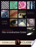 Om svenskarnas lynne