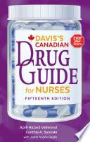Davis s Canadian Drug Guide for Nurses